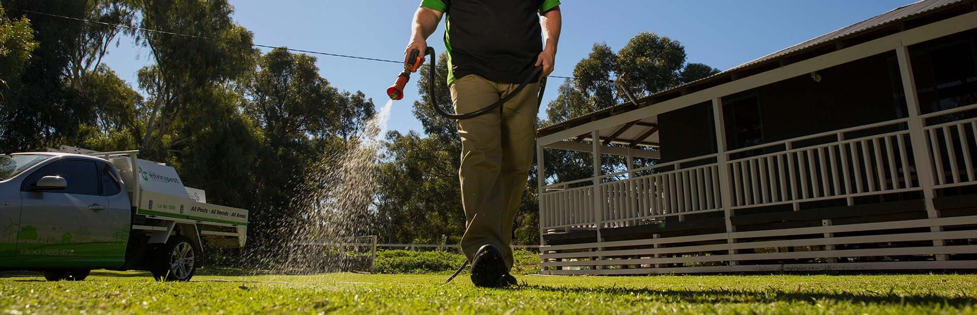 Weed Spraying - Envirapest - Wanneroo