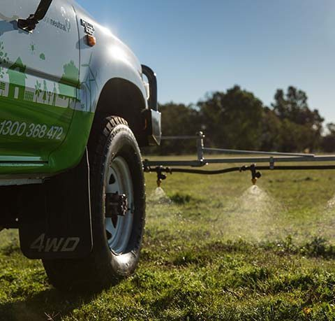 Boom Spraying | Rural | Envirapest
