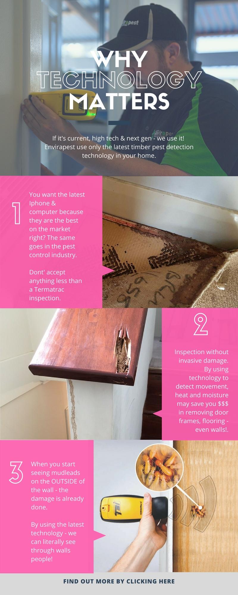 Termite Inspection | Termatrac T3i | Envirapest