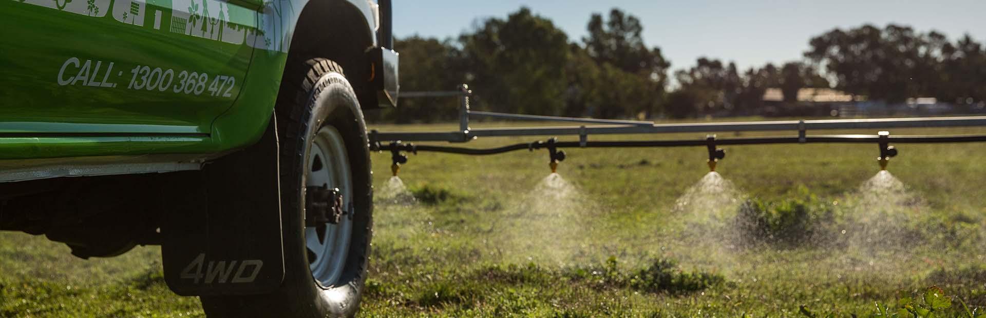 Paddock Weed Spraying | Envirapest | Roleystone